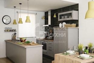 Современная стильная кухня Аллегри