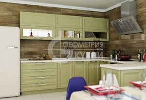 Стильная кухня Маринара в стиле модерн
