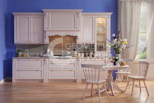 Кухонный гарнитур Белла из массива берёзы