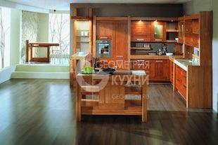 Кухня Каприз из натуральных природных материалов
