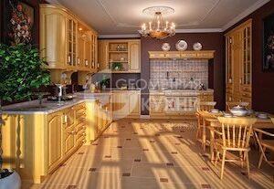 Кухня Маргарита в классическом дизайне