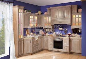 Кухня Темза с нотками стиля прованс