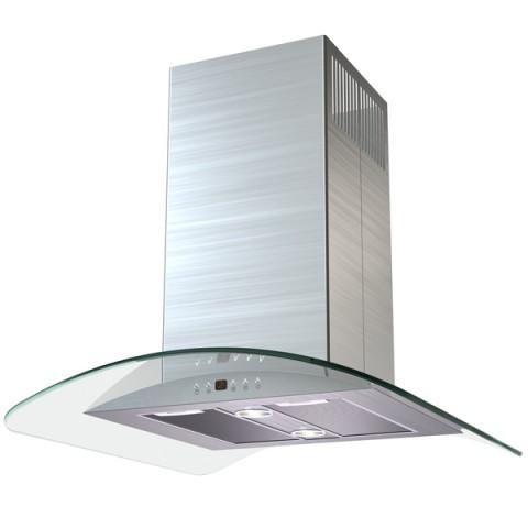 Krona Sharlotta Isola 600 Inox:Glass 5P