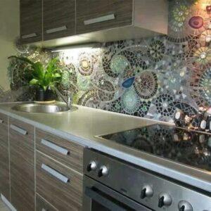 Mosaic Wall Panel 2