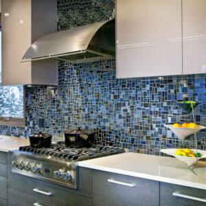 Mosaic Wall Panel 4