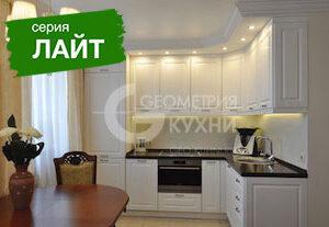 Кухонный гарнитур Бостон в недорогом исполнении