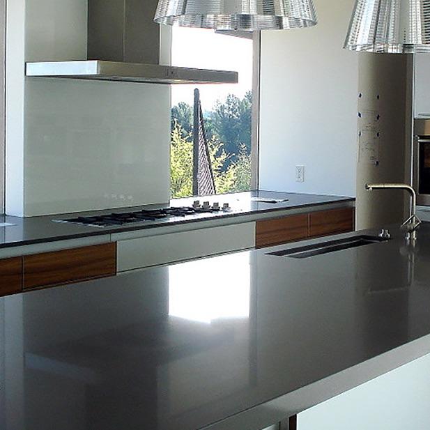 Engineering stone kitchen-1