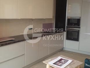 Немецкий кухонный гарнитур в стиле минимализм