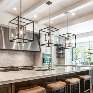 Kitchen Island Lighting 1