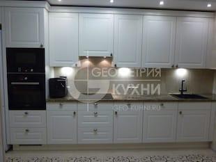 Кухня с немецкими плёночными фасадами