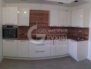Кухонная мебель с пленочными фасадами