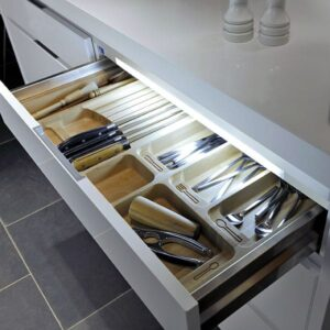Lighting Drawers In The Kitchen 2