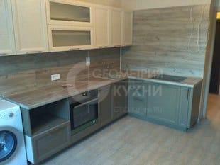 Угловой кухонный гарнитур «Маринара»