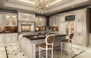 Выставка кухонь в СКК