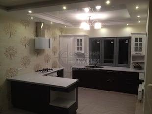 Оригинальная кухонная мебель Арли