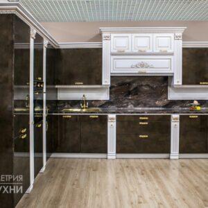 Кухня классическая «Дина Люкс»