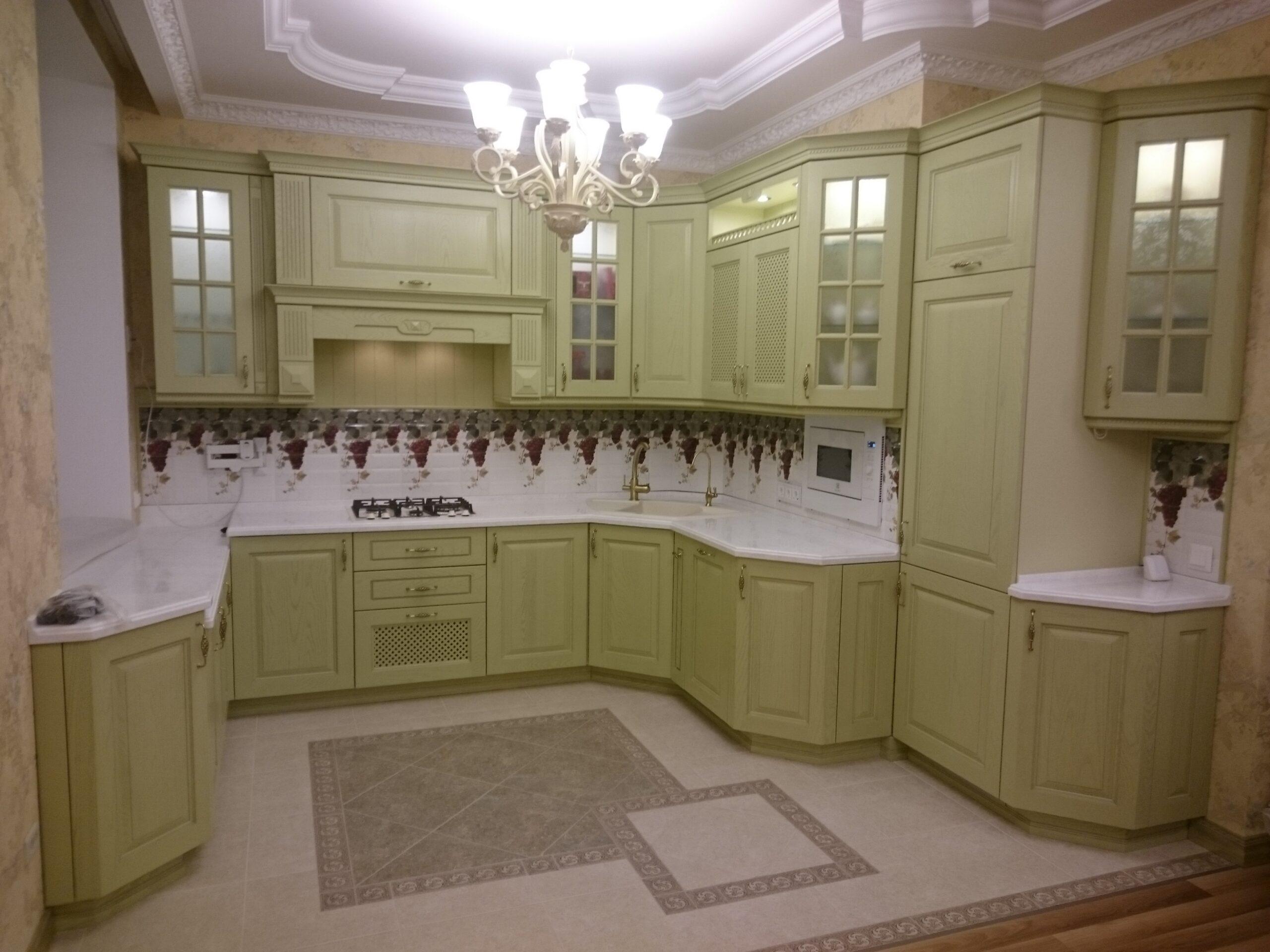 Кухня Симона Нефрит